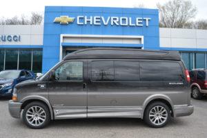 2021 Chevy Express 2500 - Explorer Limited X-SE VC 1GCWGAF73M1173950 Mike Castrucci Chevrolet Conversion Van Land