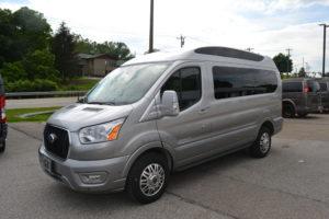 2021 Ford Transit AWD - Explorer Limited SE-VC 1FTYE2YGXMKA11471 Mike Castrucci Conversion Van Land