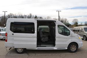 2021 Ford Conversion Vans Mike Castrucci Conversion Van Land