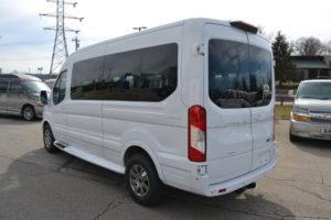 2021 Ford Transit Conversion Vans Mike Castrucci Conversion Van Land