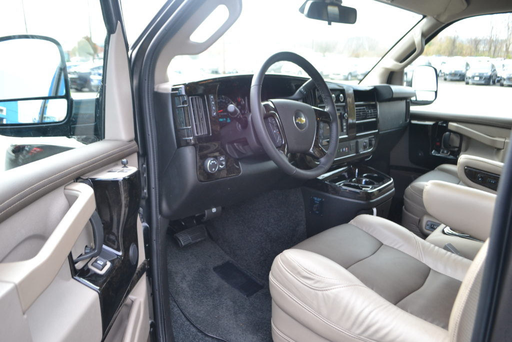 2019 Chevy Express 2500 - Explorer Limited X-SE VC - Mike ...