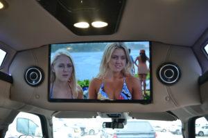 2020 Explorer Van with Apple TV