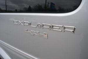 2020 4X4 Conversion Van