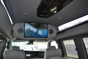 New for 2020 Conversion Van Options