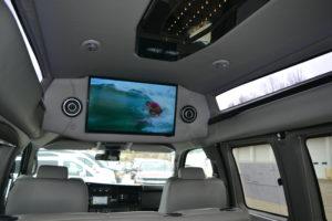 2020 Explorer Van Interior Conversion Van Land