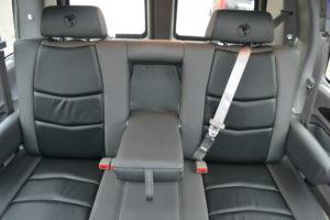 2020 Explorer Van Interior pictures