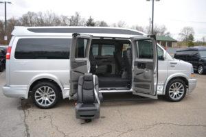 2020 Explorer Vans for sale Conversion Van Land
