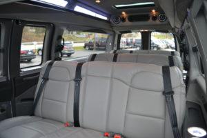 2020 Conversion Van Interior