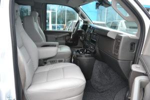 2020 Chevrolet Express Changes Explorer Van Conversion Van Land