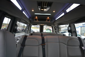 11 Passenger Conversion Van New for 2020