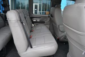 2020 Explorer Vans 11 Passenger Conversion