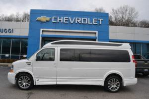 2020 Chevrolet Express 11 Passenger Luxury Van Mike Castrucci Conversion Van land Explorer Van Co