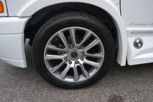 2020 Chevrolet Express Explorer Van 20in. Wheel