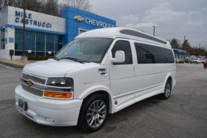 1GCWGBFG6L1152899 2020 Chevrolet Express