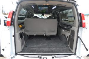 2020 Chevrolet Express Explorer Van Conversion Van Land