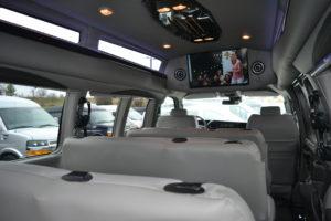 11 Passenger Family Van Conversion Van Land