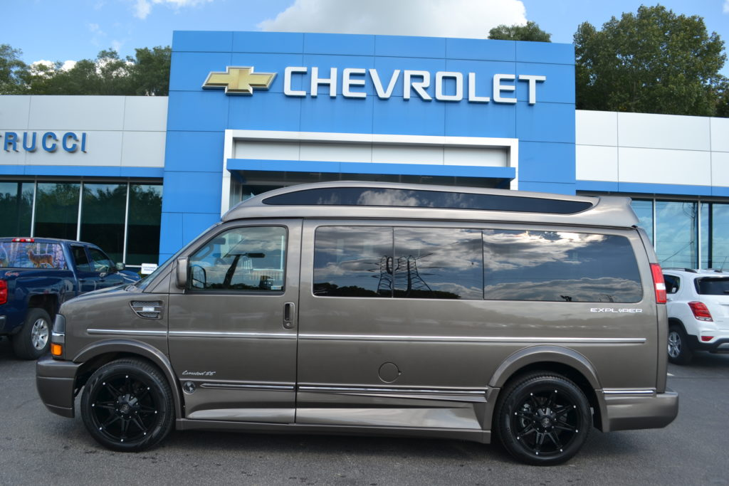 Explorer Van