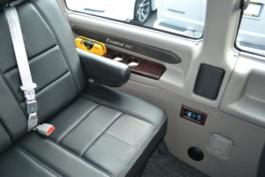 Explorer van luxury