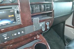 Explorer Van GM Front Dash