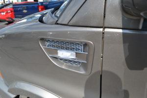 Explorer Van options Side Vents with Turn Signal indicators