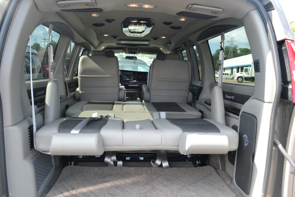 2018 Chevy Express 2500 Explorer Limited X Se Mike
