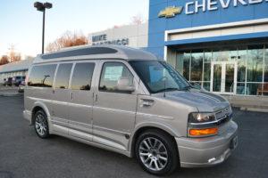 2019 Explorer Van for sale