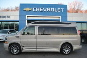 2019 Explorer Van