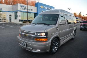 Explorer Conversion Van Dealer