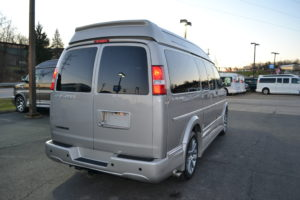 Conversion Van Dealer Mike Castrucci