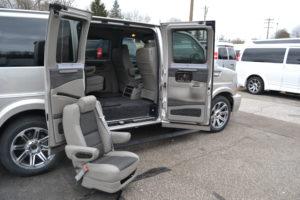 Explorer Van Options, Conversion Van Land