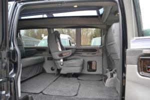 Quick Release Seats Explorer Van Company