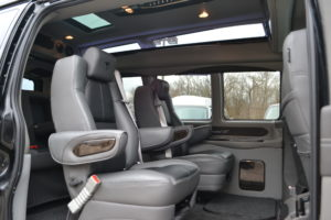 Explorer Van Company Seating