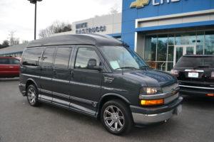 2014 2500 Explorer Van