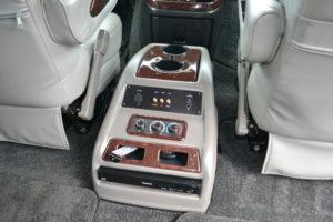 Explorer Van Interior, Conversion Van Land