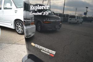 2014 AWD Explorer Van