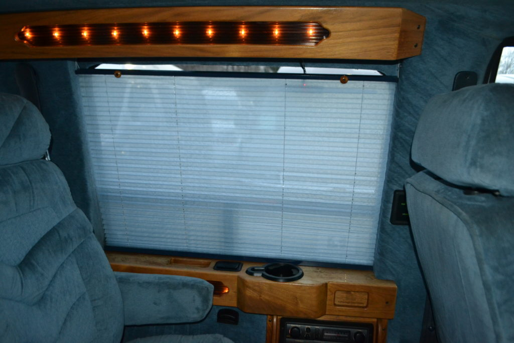 1999 Chevy Astro Awd Rockwood Conversion Mike