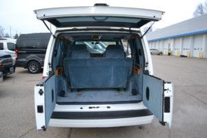 Dutch Door option 1999 Chevrolet Astro