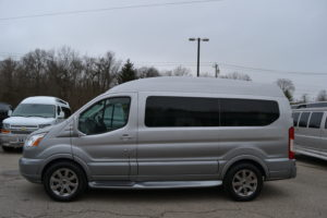 Used Explorer Vans 2015 Ford Transit Conversion Van land