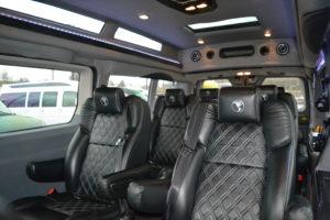 Travel Comfortably 2020 Explorer Van Mike Castrucci Conversion Van Land