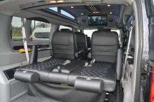 2020 AWD Ford Transit 9 Passenger Explorer Limited SE Conversion Van Land