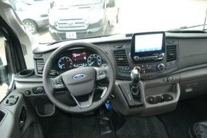 2020 Frod Transit Explorer Van Interior