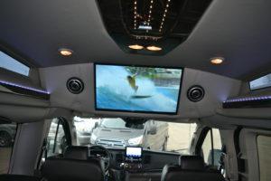 2020 Frod transit 9 Passenger Conversion Van