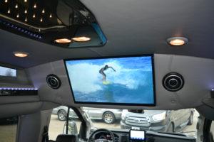 2020 FORD Van AWD Transit 9 PAssenger Conversion Van Land