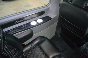 2020 Ford Transit Interior Conversion Van Land