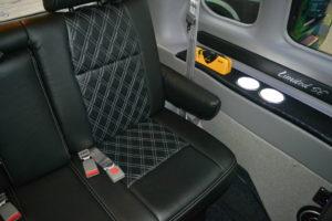 AWD 9 Passenger Explorer Van FORD Transit Conversion Van Land