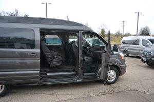 2020 AWD Ford Transit 9 Passenger Explorer Conversion Van