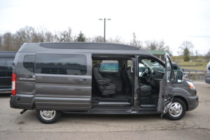 2020 AWD Ford Transit 9 Passenger Explorer Conversion Van Mike Castrucci Conversion Van Land