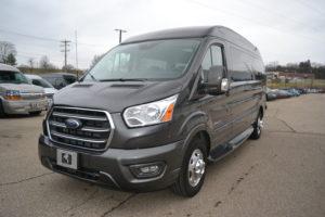2020 AWD Ford Transit 9 Passenger, Explorer Limited SE-VC. Mike Castrucci Ford, Conversion Van Land