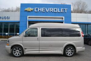 1GCWGAFG7K1225917 Explorer Van