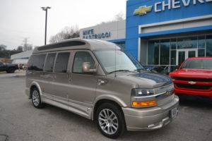 Four Wheel Drive Explorer Conversion Van Mike Castrucci Chevrolet